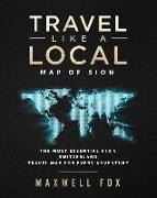 Travel Like a Local - Map of Sion: The Most Essential Sion (Switzerland) Travel Map for Every Adventure