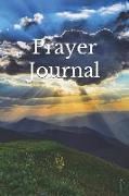 Prayer Journal: Four Month Daily Bible Journal for Your Thoughts and Ideas