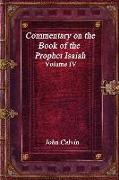 Commentary on the Book of the Prophet Isaiah - Volume IV
