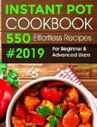 Instant Pot Pressure Cooker Cookbook #2019