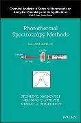Photothermal Spectroscopy Methods