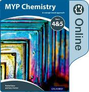 Myp Chemistry: A Concept Based Approach: Online Student Book