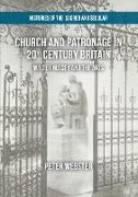Church and Patronage in 20th Century Britain: Walter Hussey and the Arts