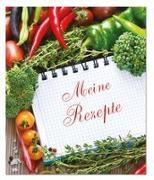 """Rezeptordner """"Gemüse"""""""
