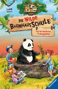 Die wilde Baumhausschule, Band 2: Ein bärenstarker Rettungsplan