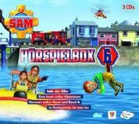 Feuerwehrmann Sam-Hörspiel Box 6 (3 CDs)