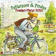 Pettersson & Findus 2020 Media Illustration