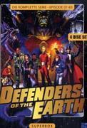 Defenders of the Earth (Gesamtausgabe)