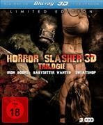 Horror Slasher 3D Trilogie