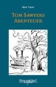 Tom Sawyers Abenteuer / light-Variante. Schulausgabe