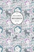 Dog Grooming Notizbuch Kariert: Geschenkidee Für Hundefriseure Und Hundepfleger - 120 Seiten - Soft Cover Mit Glanz-Finish