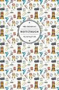 Pet Grooming Notizbuch Punktraster: Geschenkidee Für Hundefriseure Und Haustierstylisten - 120 Seiten - Soft Cover Mit Glanz-Finish