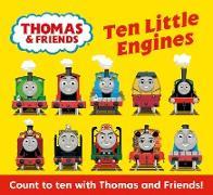 Thomas & Friends: Ten Little Engines