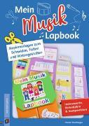 Mein Musik–Lapbook – Instrumente, Notenlehre & Komponisten