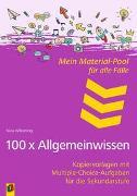 Mein Material-Pool für alle Fälle - 100 x Allgemeinwissen