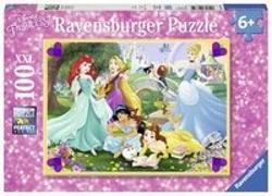 Disney Prinzessin: Wage deinen Traum! Puzzle 100 Teile XXL