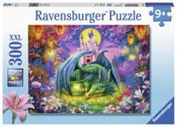 Mystischer Drachenwald Puzzle 300 Teile XXL