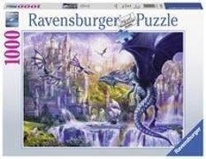 Drachenschloss Puzzle 1000 Teile