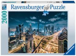 AT: Skyline Panorama Puzzle 2000 Teile