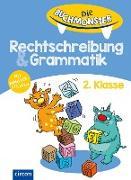 Die Buchmonster Rechtschreibung & Grammatik, 2. Klasse