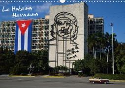 La Habana / Havanna (Wandkalender 2020 DIN A3 quer)