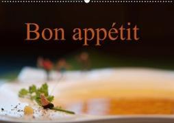 Bon appétit (Wandkalender 2020 DIN A2 quer)