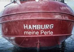 Hamburg meine Perle (Wandkalender 2020 DIN A3 quer)