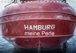 Hamburg meine Perle (Tischkalender 2020 DIN A5 quer)