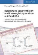 Berechnung von Stoffdaten und Phasengleichgewichten mit Excel-VBA