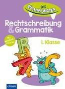 Die Buchmonster Rechtschreibung & Grammatik, 1. Klasse