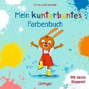 Mein kunterbuntes Farbenbuch