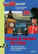 Songs & Games for Kids