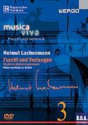 Helmut Lachenmann - Furcht und Verlangen