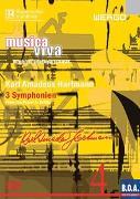 Karl Amadeus Hartmann - 3 Symphonien