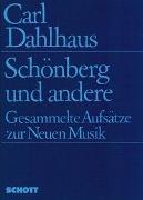 Schönberg und andere