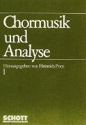 Chormusik und Analyse