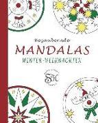 Bezaubernde Mandalas: Winter-Weihnachten