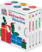Die kleine Raupe Nimmersatt - Meine Weihnachsbibliothek