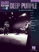 Deep Purple: Drum Play-Along Volume 51