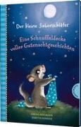 Der kleine Siebenschläfer: Eine Schnuffeldecke voller Gutenachtgeschichten | 20 Vorlesegeschichten für Kinder ab 4 Jahren, zum Einschlafen und Träumen