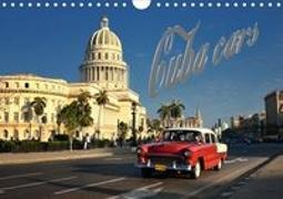 Cuba Cars (Wandkalender 2020 DIN A4 quer)