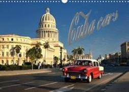 Cuba Cars (Wandkalender 2020 DIN A3 quer)