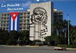 La Habana / Havanna (Wandkalender 2020 DIN A2 quer)