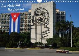 La Habana / Havanna (Wandkalender 2020 DIN A4 quer)