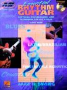 Essential Rhythm Guitar: Private Lessons Series [With CD Featuring 65 Full-Band Tracks]