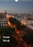 Havanna Portrait (Wandkalender 2020 DIN A4 hoch)