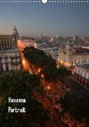 Havanna Portrait (Wandkalender 2020 DIN A3 hoch)