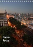 Havanna Portrait (Tischkalender 2020 DIN A5 hoch)