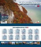 3-Monatskalender Mecklenburg-Vorpommern 2020
