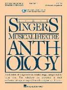 The Singer's Musical Theatre Anthology - Volume 2: Duets Book with Online Audio [With 2 CDs]